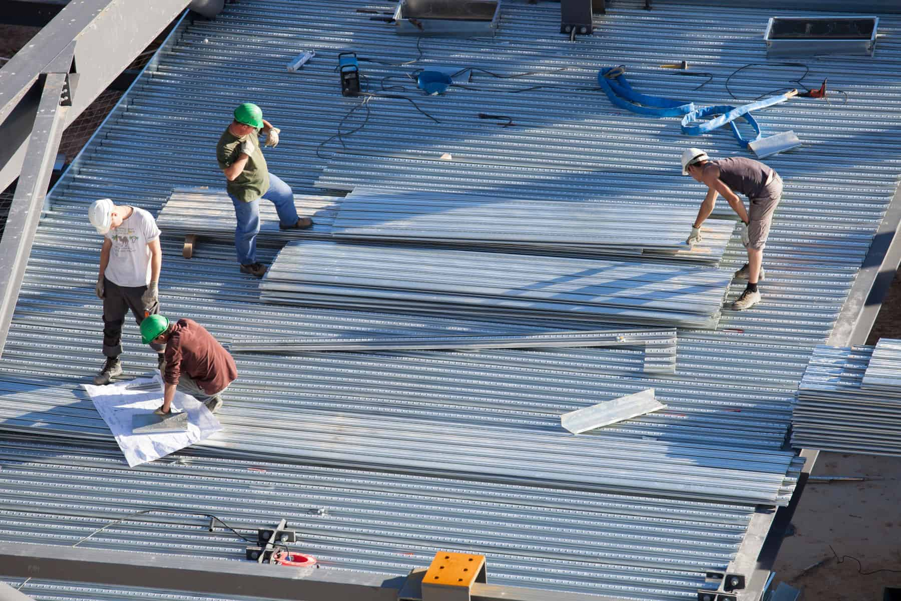 commercial roofing services chicago