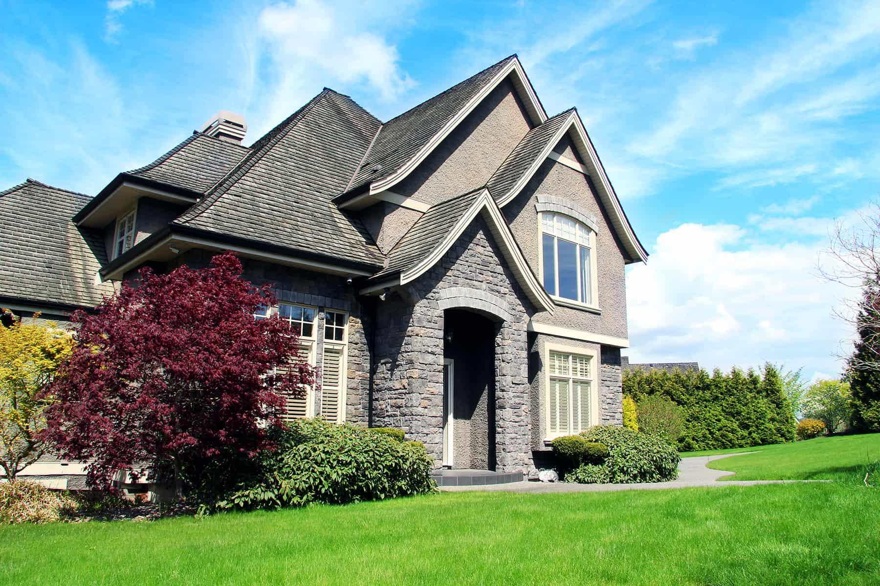 modern house colors
