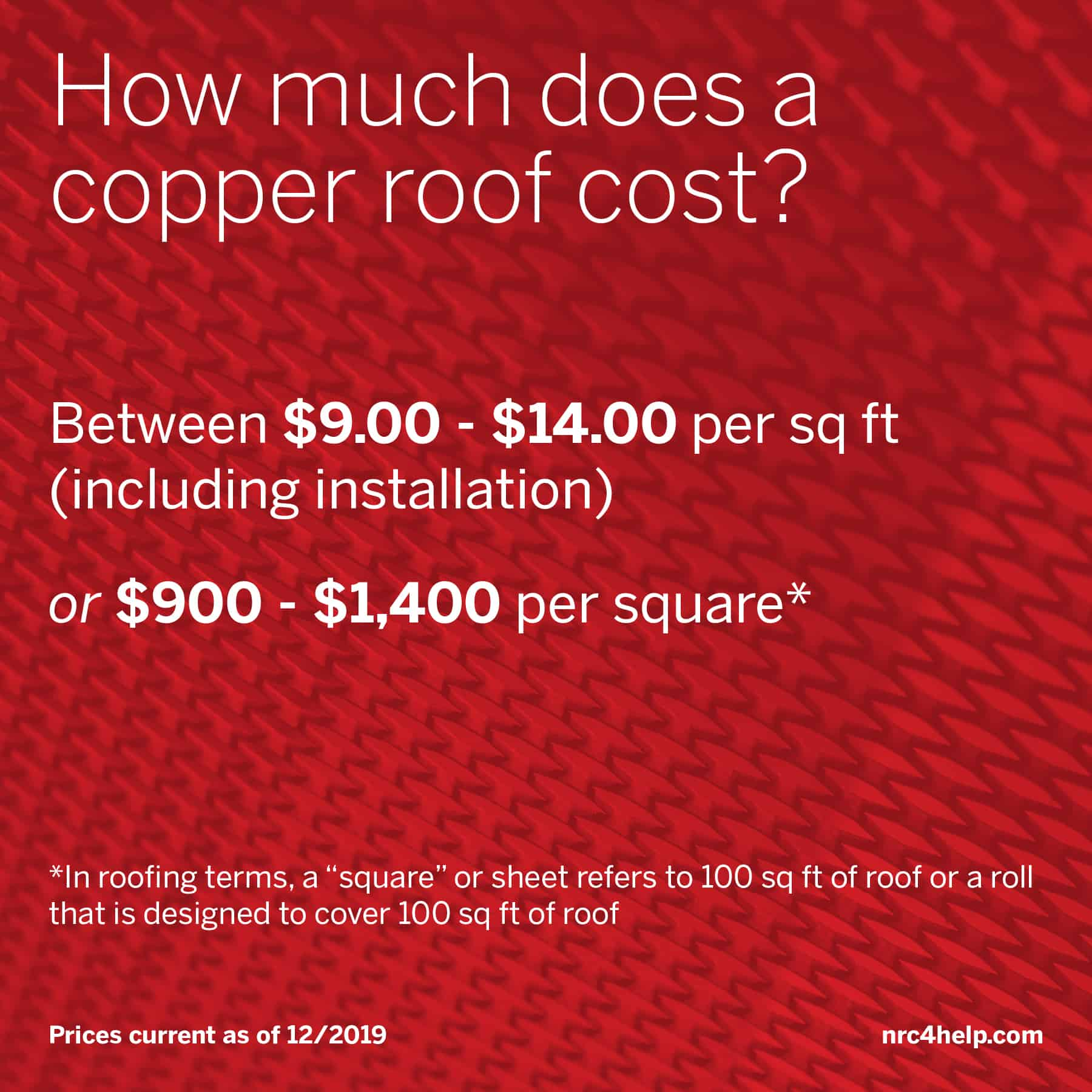 prices for metal roof