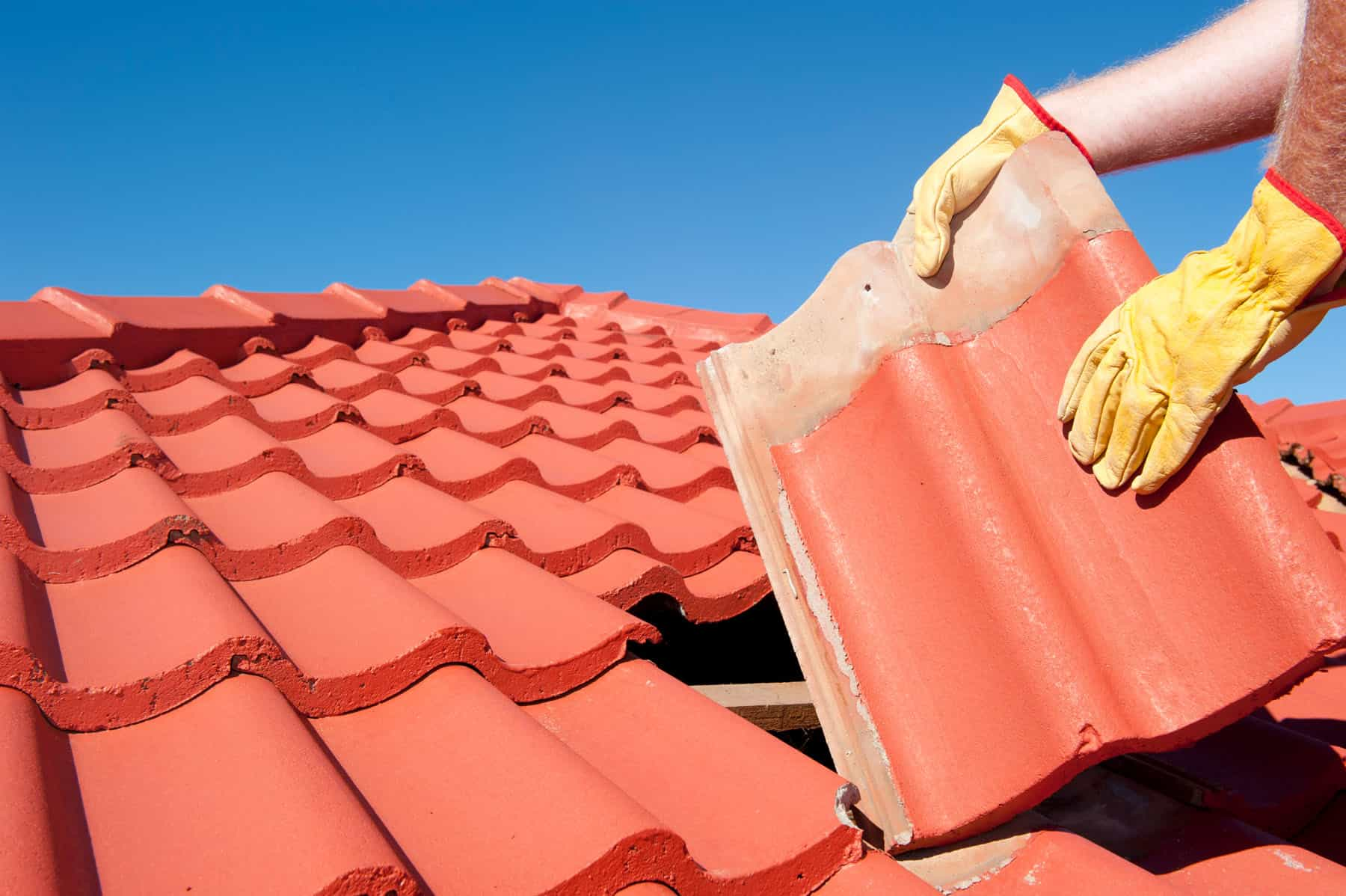 tile roof life expectancy
