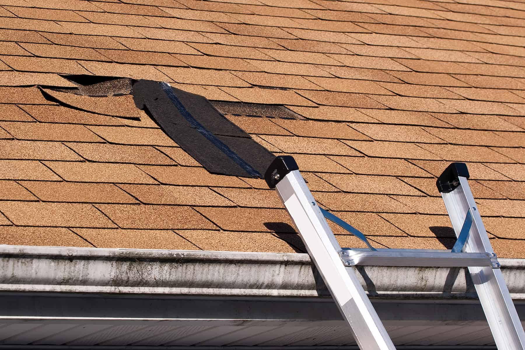 протекающая крыша