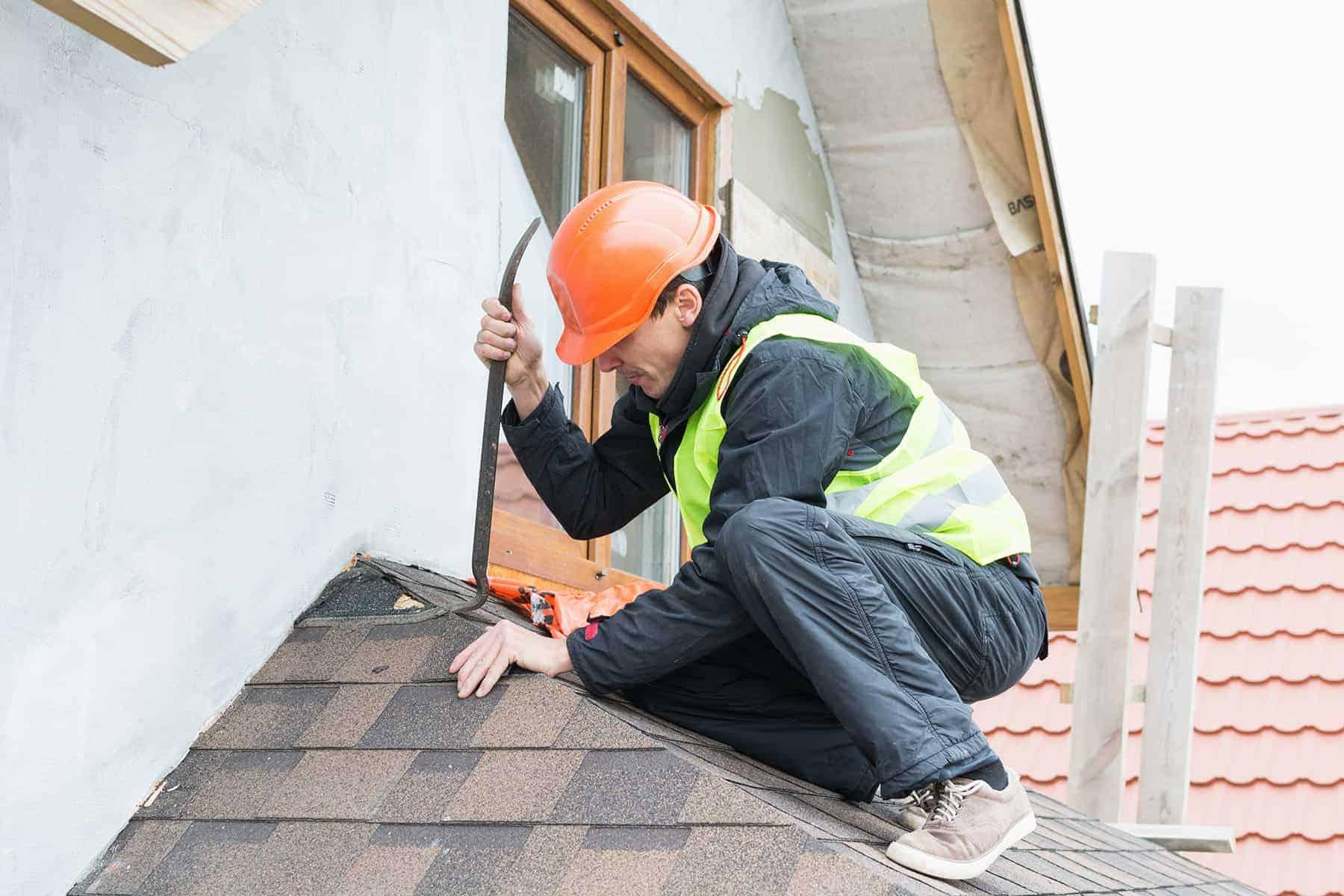 ремонт протечек крыши